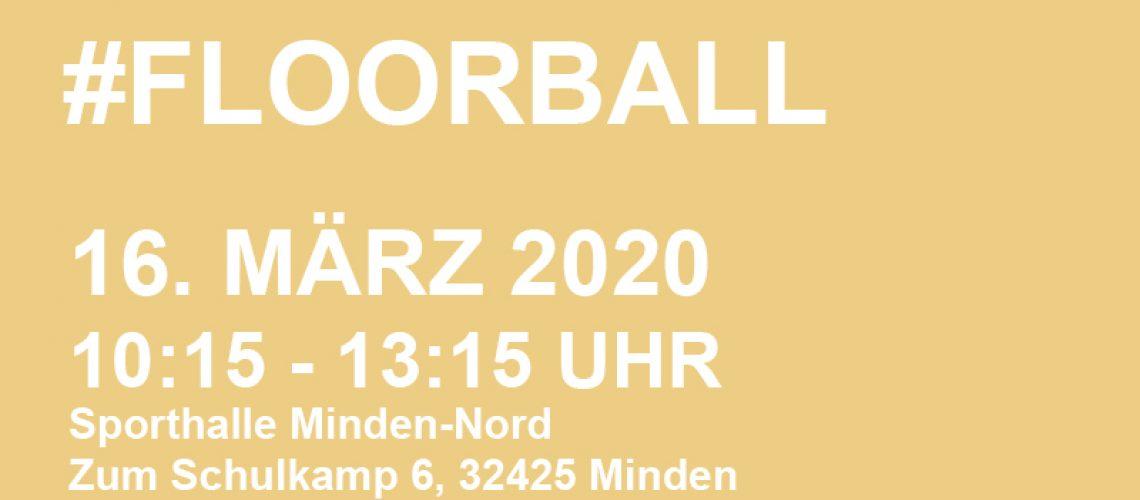 Aktionstag-Floorball